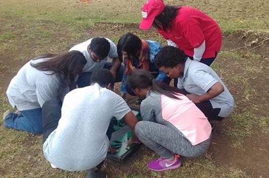 Indiana Jones Challenge team building activities